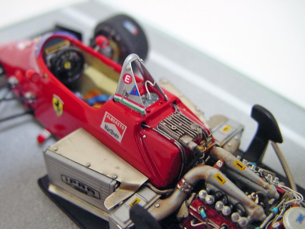 Gallery for Ferrari 156/85 Imola GP 1985 Alboreto